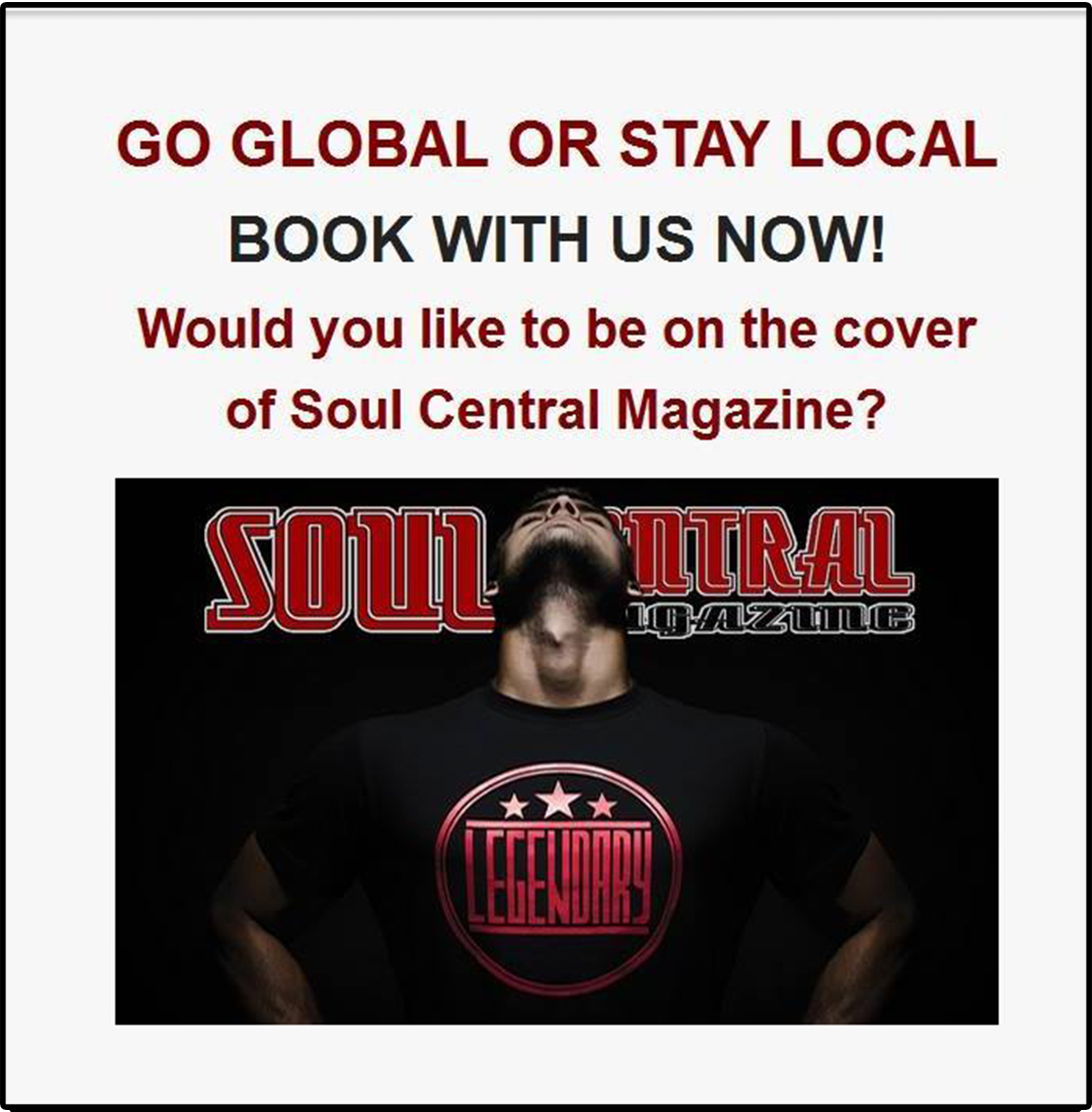 Soul Central Magazine