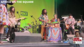 Africa on the Square Pt1 #LIVE With Soul Central Magazine @Soulcentralmag