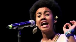 Amazing poetry by Ethiopian girl at Brave New Voices 2012