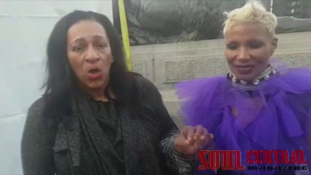 Cabral speaks to Mary Martin London and Denise Pearson 5Star Soul Central Magazine @Soulcentralmag