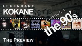 Kokane Presents – The 90's Preview – Episode 1