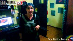 Sista Claudia S/O For Soul Central  Panama TV – Lima , PERU to The UK @soulcentralmag