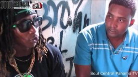 Soul Central Panama TV Nesto Dp Interview Pt2 Host El Campa @NestoDp1@ElCampaRap @soulcentralmag