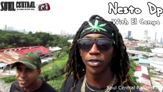 Soul Central Panama TV Nesto Dp Interview Pt1 Hosted by El Campa @NestoDp1 @soulcentralmag