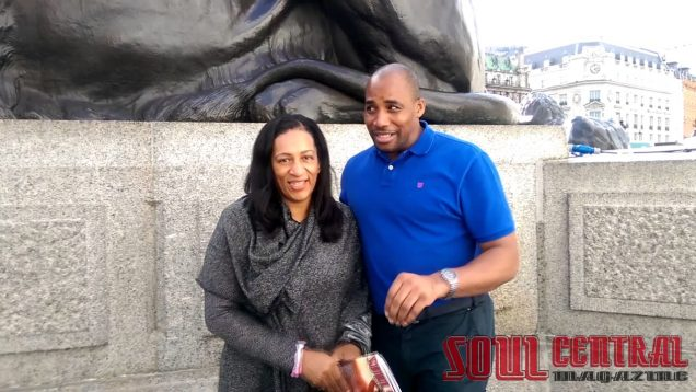 The London Mayor, Denise Pearson & Mary Martin London with Soul Central Magazine @Soulcentralmag