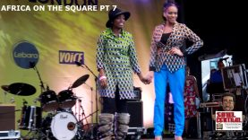 Africa on the Square Pt 7 #LIVE with Soul Central Magazine @Soulcentralmag