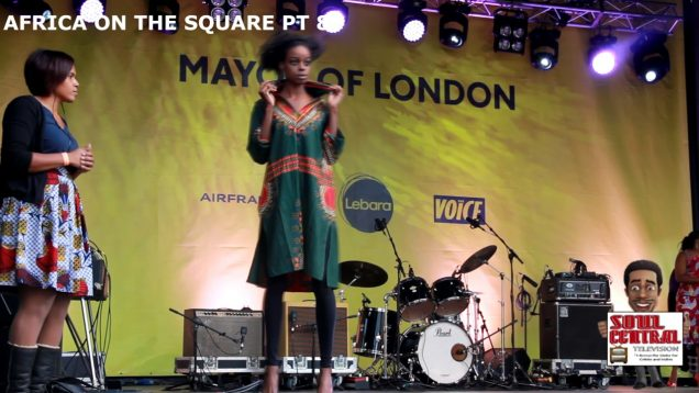 Africa on the Square Pt 8 #LIVE with Soul Central Magazine @Soulcentralmag