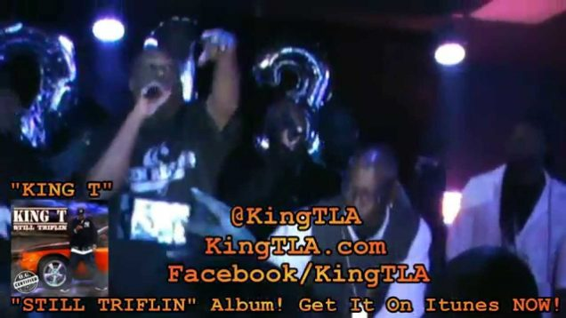 King T's (Still Triflin') Album Release Party 1/11/13 | Ghetto Flame | @StreetTeam90262
