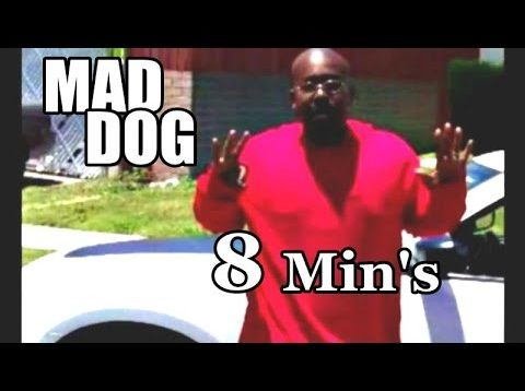 Mad Dog – Eight Min's (Official Video) 2011 | @GhettoFlameTV