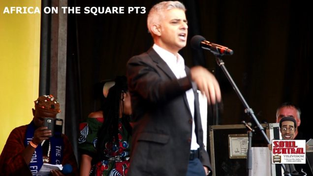 The Mayor of London speaks at Africa on the Square Pt4 #LIVE @Soulcentralmag