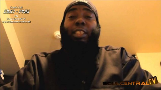 DMD Exclusive Interview for Soul central TV – Facebook  DMD – @Soulcentralmag