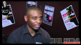 @mrbarz Interview & Lyrically Gifted for Soul Central Magazine & TV @LyricalGiftUk @Soulcentralmag