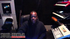 Prodeje Hood Exclusive interview for Soul central magazine @mrhoodgood   @soulcentralmag