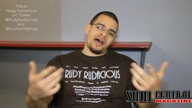 Rudy Rudacious Exclusive Interview for Soul central TV – @Rudyrudacious @soulcentralmag