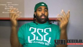 ShiestyL aka Kenshiro Exclusive Interview for Soul central TV – @ShiestyL1 @soulcentralmag