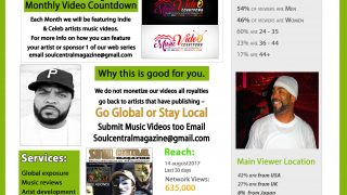 Media Kit SCM MUSIC VIDEO COUNTDOWN
