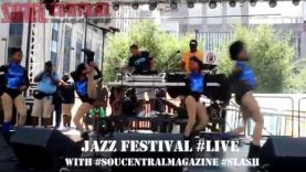 Dancers #Live at Cincanatti Jazz Festival Team #Slash Soul Central Magazine @Soulcentralmag