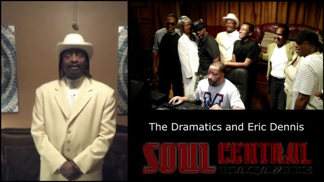 Mr Eric Dennis of Pela Records with Soul Central Magazine @Soulcentralmag