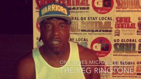 Spice 1 telling you get The Veg Ringtone