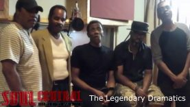 The Legendary DRAMATICS With Soul Central Magazine @Soulcentralmag