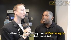 Eric Zuley Interviews Mekhi Phifer