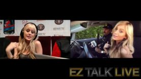 EZ TALK LIVE 10 25 2013 Brutal Rap Battle