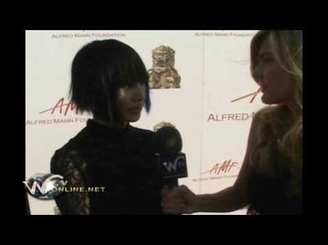Sam Sarpong Goes off! on Bai Ling for refusing picture