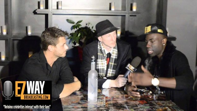 Sam Sarpong/Adam Cook Life Of A Entertainer Exclusive Interview #EZWAY