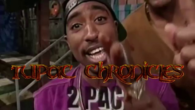 Tupac Chronicles Promo Vid – Exclusively on Soul Central Magazine @Soulcentralmag