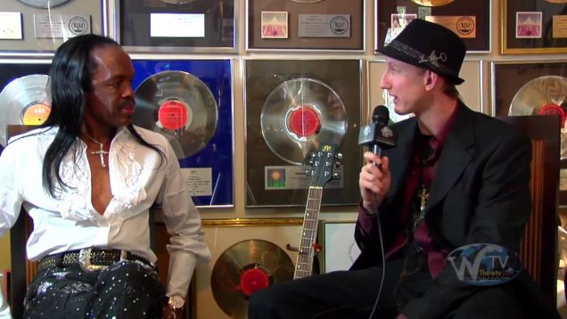 WTV Founder Eric Zuley interviews Verdine White of Earth Wind & Fire new show
