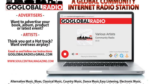 GO GLOBAL RADIO BANNER FOR AD PROMO