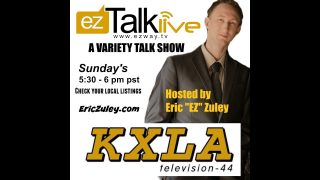 EZ TALK LIVE WITH ERIC ZULEY Doing it the eZWay Episode 1.2