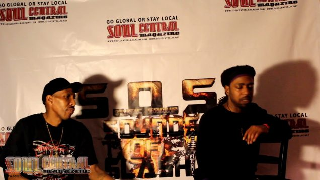 TUPAC CHRONICLES #Pt4– Hosted by #Slash & Jibril Bey Exclusively on Soul Central Magazine