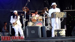 Zapp Band and Shirley Murdock #P1 Soul Central TV / Soul Central Magazine