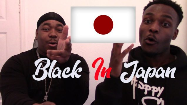 """Being Black in Japan"""