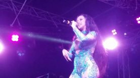 Cardi B 2018 Performance  Big Bad Soca at Trinidad Brian Lara Stadium (Please subscribe)