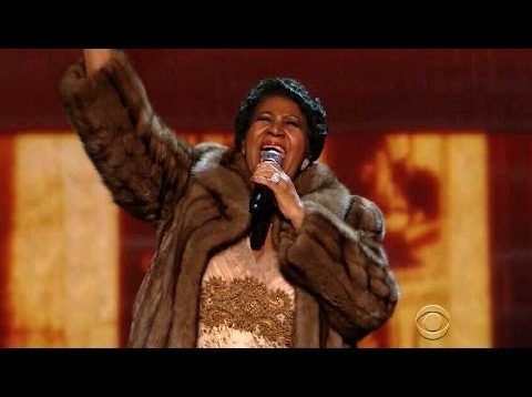 Aretha Franklin (You Make Me Feel Like) A Natural Woman – Kennedy Center Honors 2015