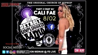 Cali Fae ~ Detroit Unplugged Radio ~ Go Global or Stay Local #TrendingToday Subscribe to Cali Fae