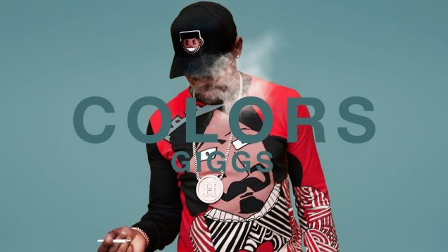 Giggs – The Essence | A COLORS SHOW