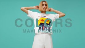 Mavi Phoenix – Yellow | A COLORS SHOW