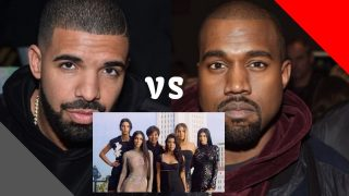 "Drake vs Kanye and the ""H0EDASHIANS"""