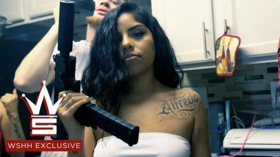 "Blaatina ""No Rap Kap"" (WSHH Exclusive – Official Music Video)"