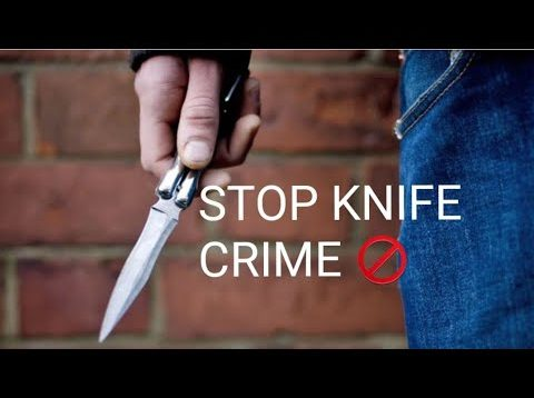 Knife Crime In London 2018