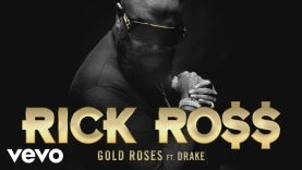 Rick Ross – Gold Roses (Audio) ft. Drake