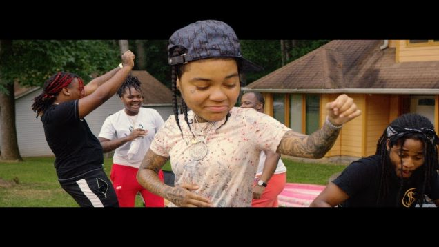 """Young M.A """"BIG"""" (Official Music Video)"""