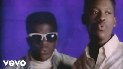 New Edition – Can You Stand The Rain #CLASSIC (Official Music Video)