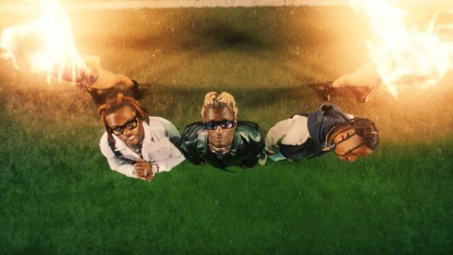 Young Thug – Hot ft. Gunna & Travis Scott [Official Video]