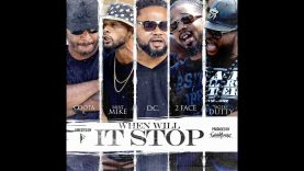 HOTEP DUTTY WHEN WILL IT STOP feat COOTA B SAINT MIKE DC & 2 FACE