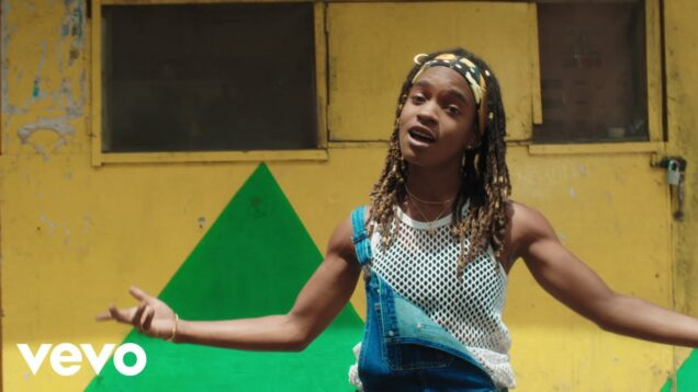 Koffee – Lockdown (Official Video)